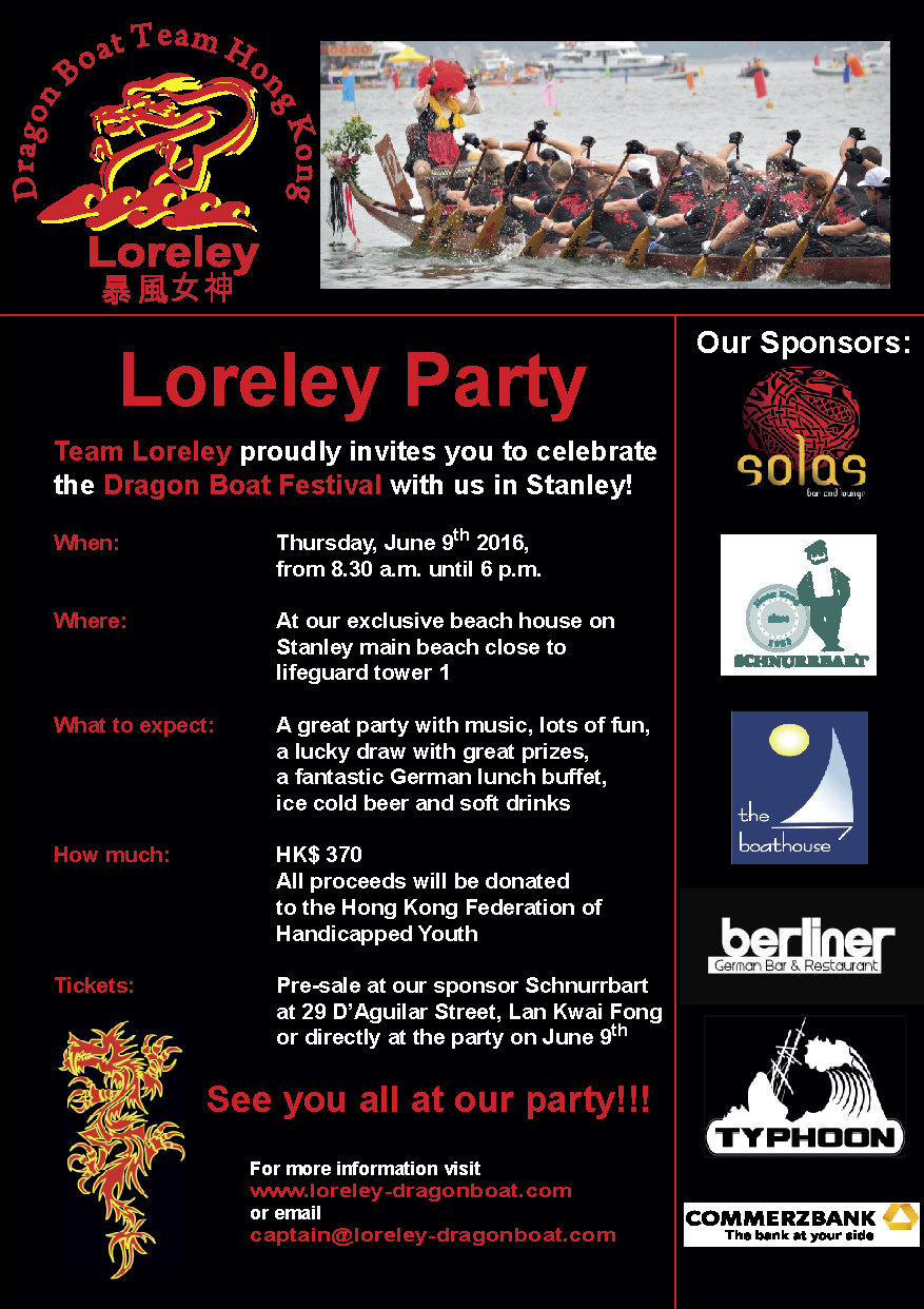 Loreley Beach Party
